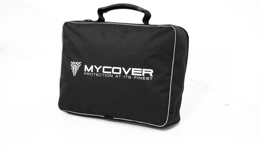 Motorrad Abdeckplane mit Transporttasche von MYCOVER