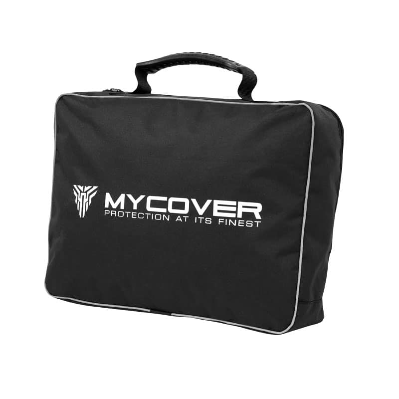High quality transport bag: Ideal for storage, transport or for your motorcycle tours