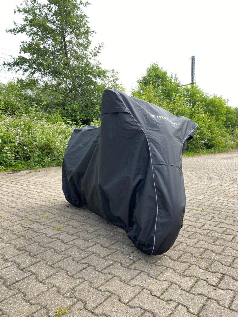 Motorradhaube auch für BMW S 1000 RR