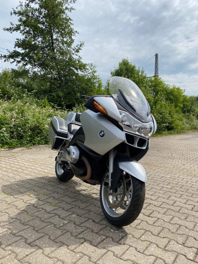 Motorrad Abdeckplane auch für BMW R 1200 RT