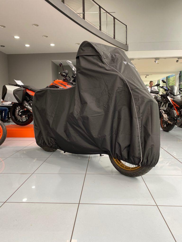 Motorradplane auch für BMW R 1250 GS