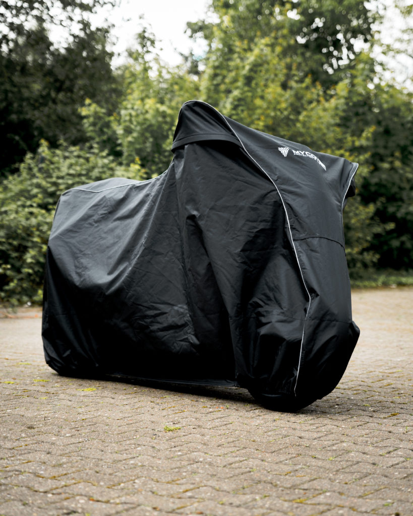 Motorrad Abdeckung für Aprilia Tuono V4 von MYCOVER
