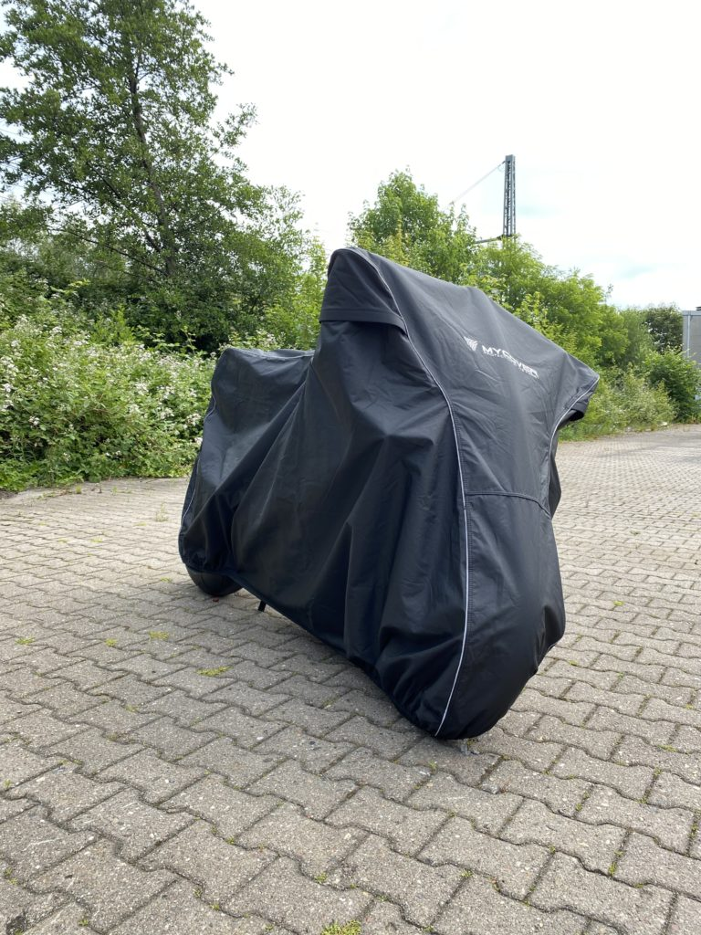 Motorrad Abdeckung für Ducati Panigale V4 von MYCOVER