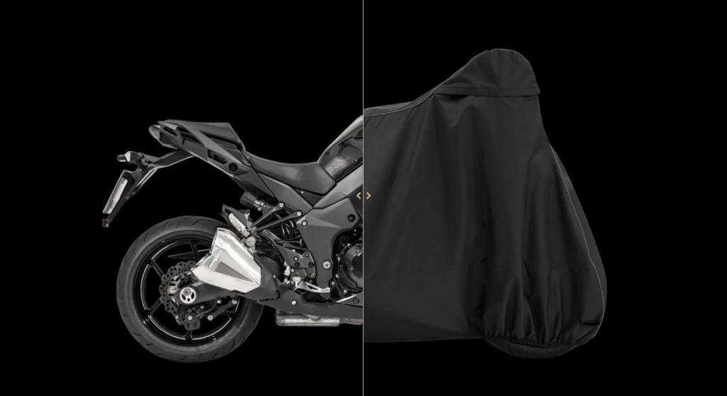 Motorrad Abdeckung von MYCOVER für Outdoor und Winter