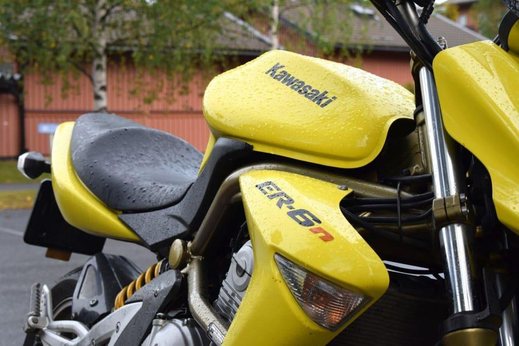 Abdeckplane Motorrad Feuchtigkeit Nässe