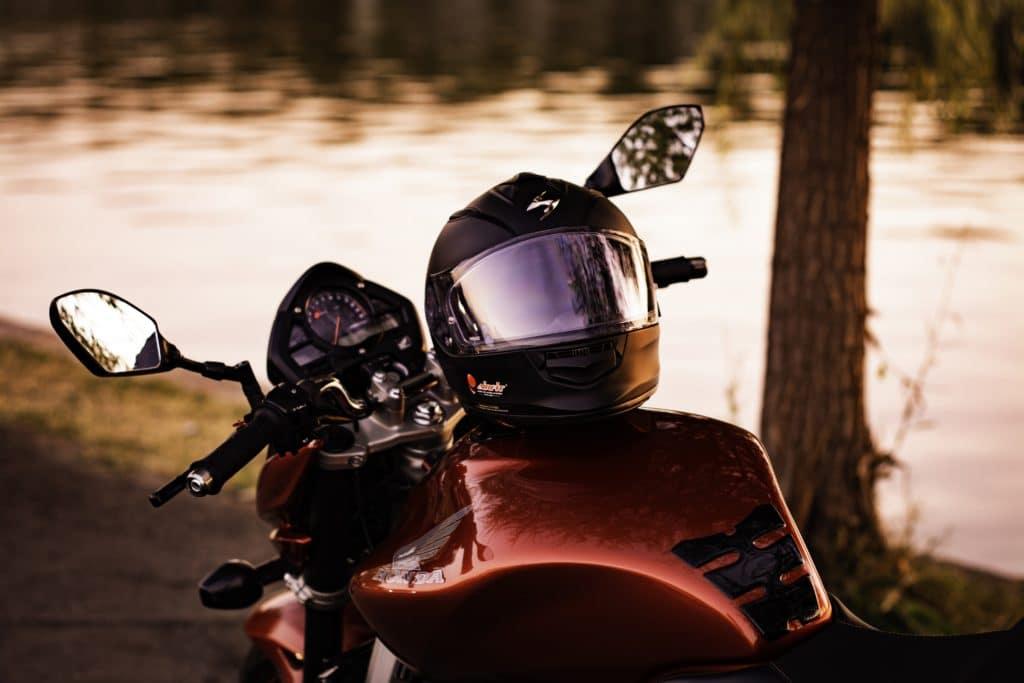Motorrad Diebstahlschutz für zuhause und unterwegs