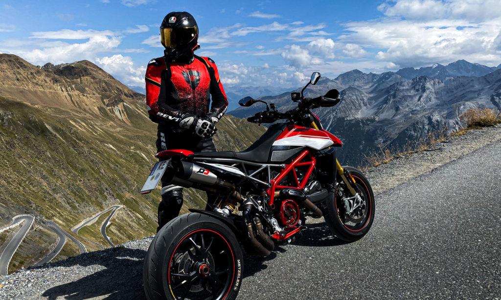 Motorradreisen Sicherheit Motorradschloss Touren Diebstahl